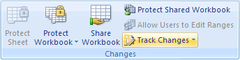 Changes in Excel 2007