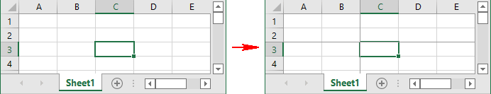 View tab in Excel 365