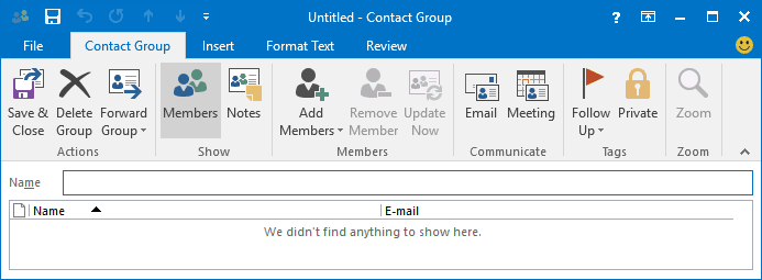 New in Outlook 2016