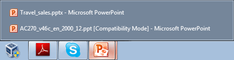 Windows PowerPoint 2010