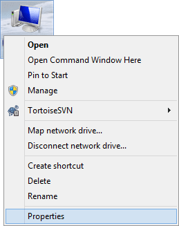 Windows 8 system popup