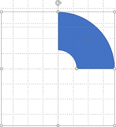 Thickness of shape in PowerPoint 365
