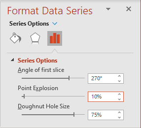 Point Explosion in PowerPoint 365