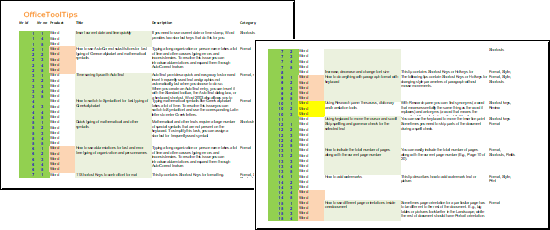 Print preview on two pages in Excel 2016