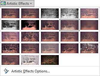 Glow diffused Effect in PowerPoint 365