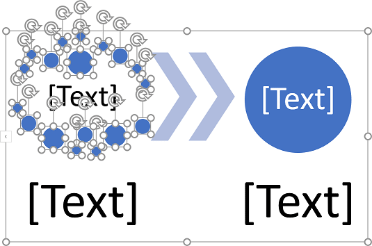SmartArt in Word 2016