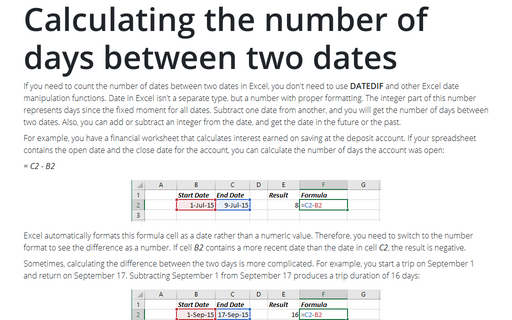 days between dates datingsider